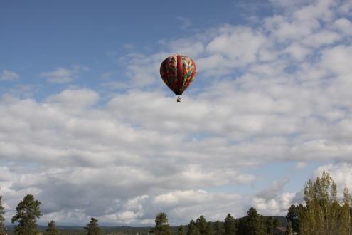 Pagosa balloon