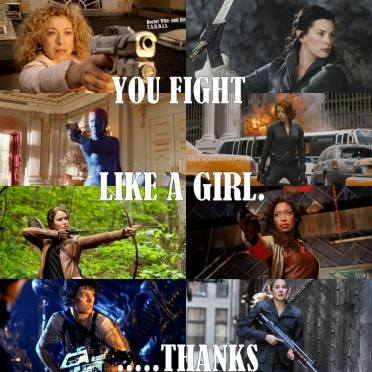 fight like a girl 1