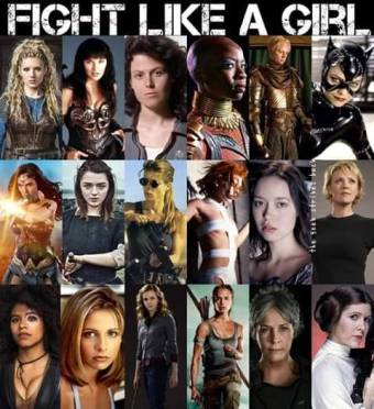 fight like a girl 2