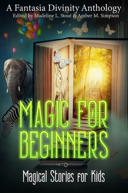 Magic for Beginners.charity anthology cover