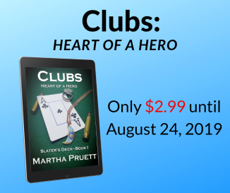 Martha Clubs cover