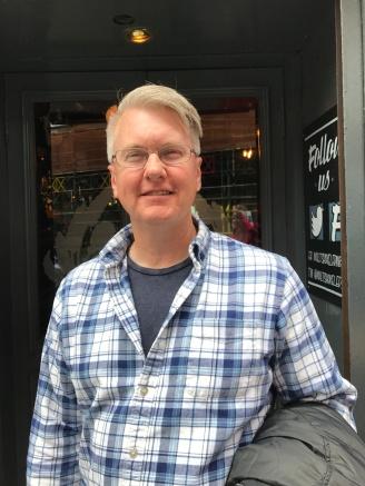 G Allen Wilbanks Author photo