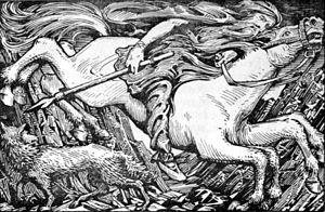 300px-Odin_rides_to_Hel