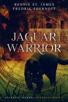 Jaguar Warrior cover