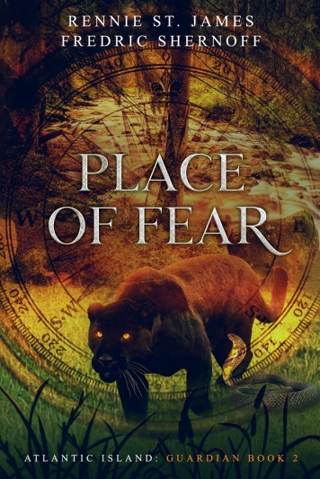 Guardian Book 2 - Place of Fear cover